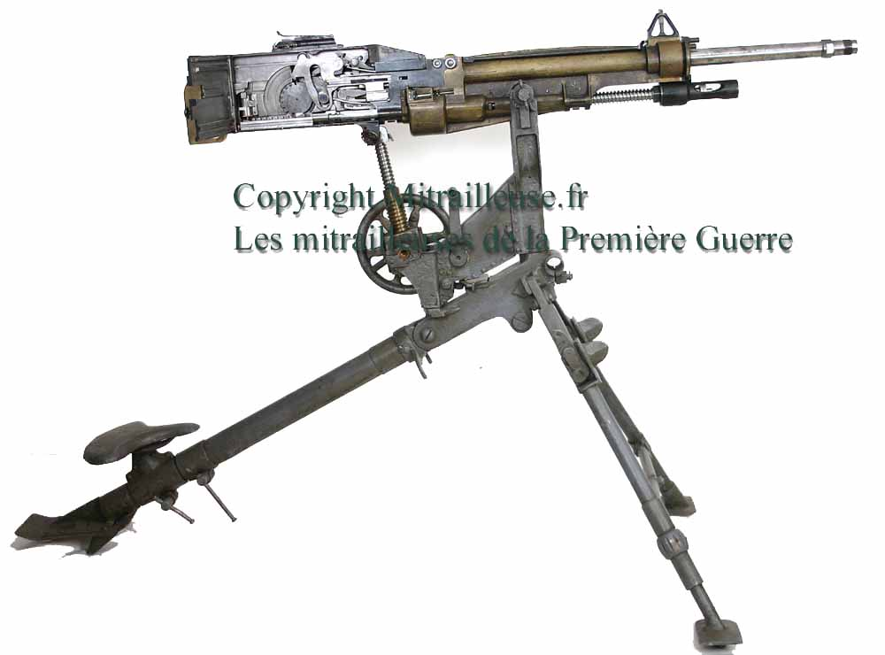 st etienne heavy machine gun